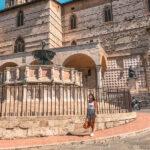 Cosa vedere a Perugia Piazza IV Novembre Umbria Italia Passione Passaporto