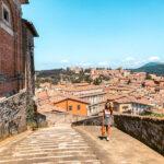 Cosa vedere a Perugia Porta Sole Centro storico Umbria Italia Passione Passaporto