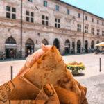 Dove mangiare a Perugia Antica Salumeria Granieri Amato cosa fare a Perugia Umbria Italia Passione Passaporto