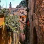 Cosa fare a Perugia Centro storico di Perugia Umbria Italia Passione Passaporto