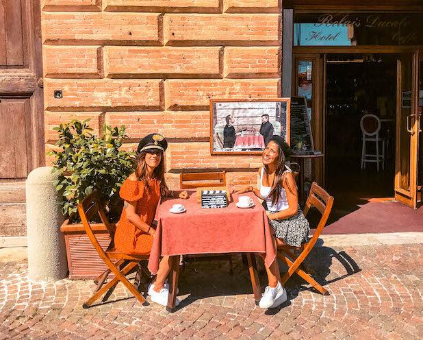 Cosa vedere in Umbria Cosa vedere a Gubbio Umbria Italia Passione Passaporto Caffè Ducale Gubbio