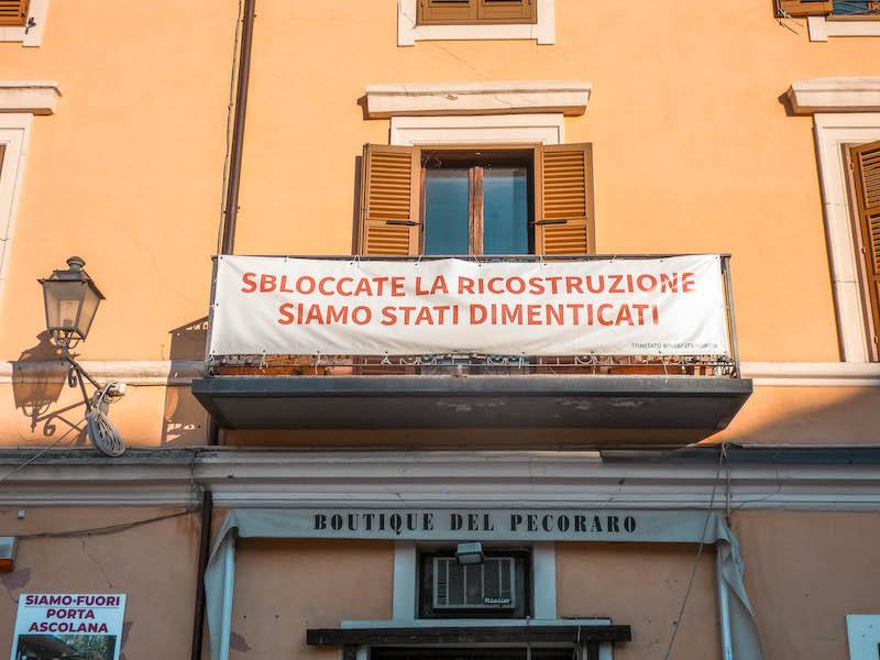 Cosa vedere a Norcia centro storico di Norcia Umbria Italia Passione Passaporto