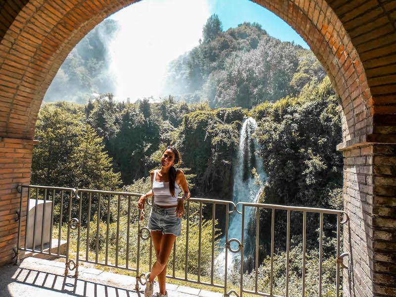 Cosa vedere in Umbria Cascate delle Marmore Italia viaggiare in Italia Passione Passaporto