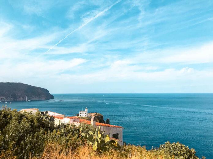 Punto panoramico Capraia passeggiate capraia Isola di Capraia Toscana Italia Passione Passaporto
