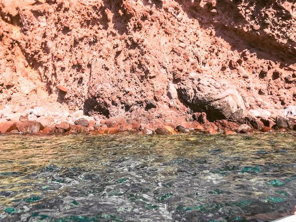Calette capraia Isola di capraia Arcipelago toscano toscana Italia Passione Passaporto