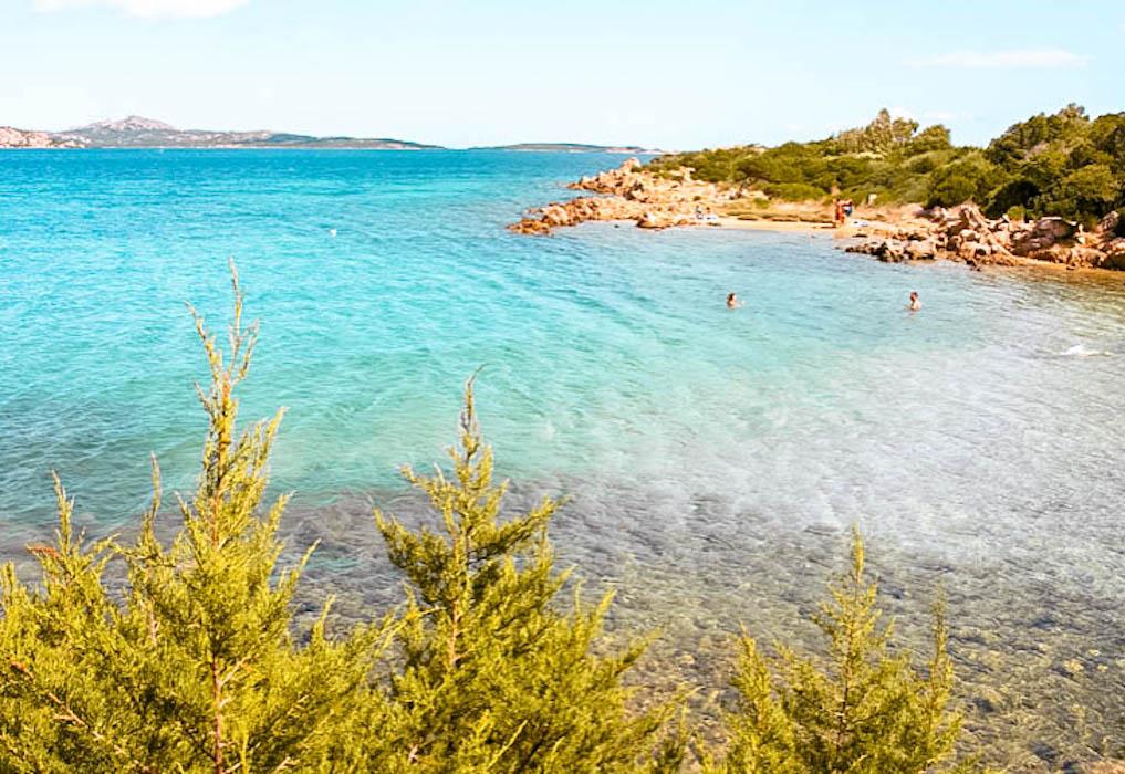Spiaggia Le piscine Palau Porto Cuncato Talmone Sardegna calette costa smeralda Italia Passione Passaporto