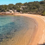 Spiaggia Li Capanni Arzachena Sardegna Italia Calette Costa Smeralda Italia Passione Passaporto