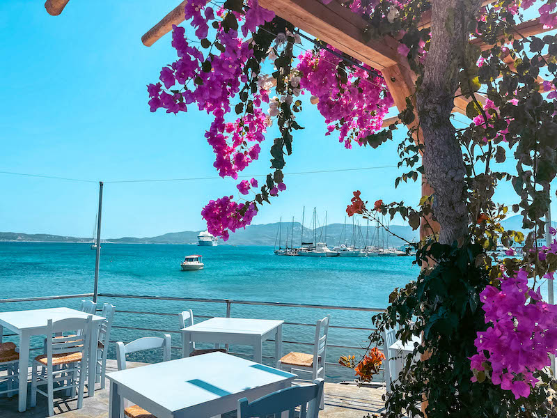 Milos Adamas Porto di Adamas Grecia Passione Passaporto