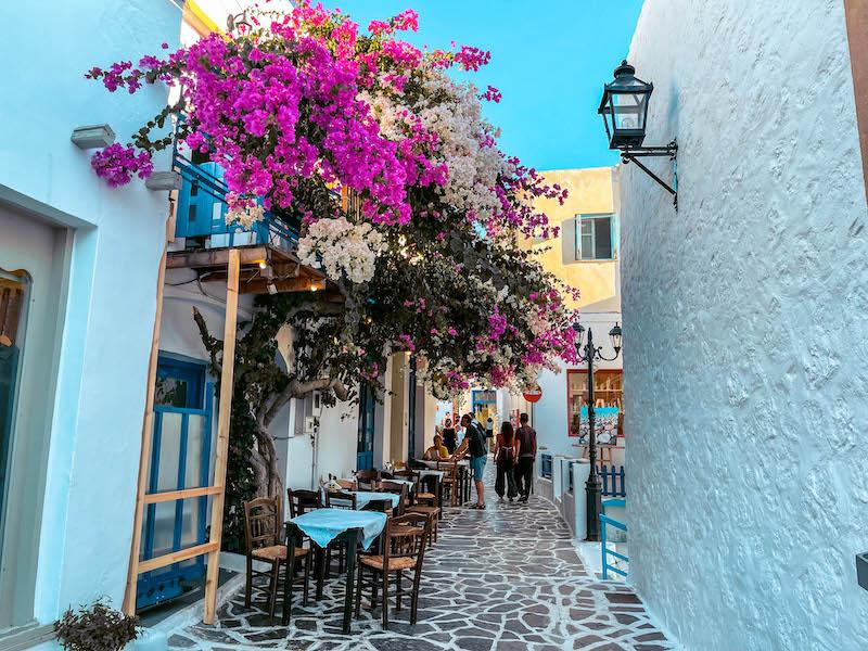 Cosa vedere a Milos Plaka Chora Milos Grecia Passione Passaporto