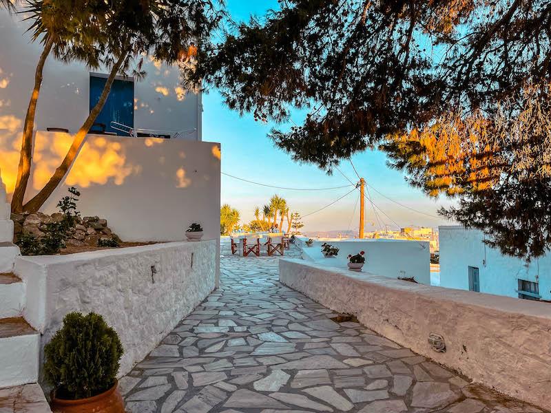 Tramonto Milos Plaka Cicladi Grecia Passione Passaporto