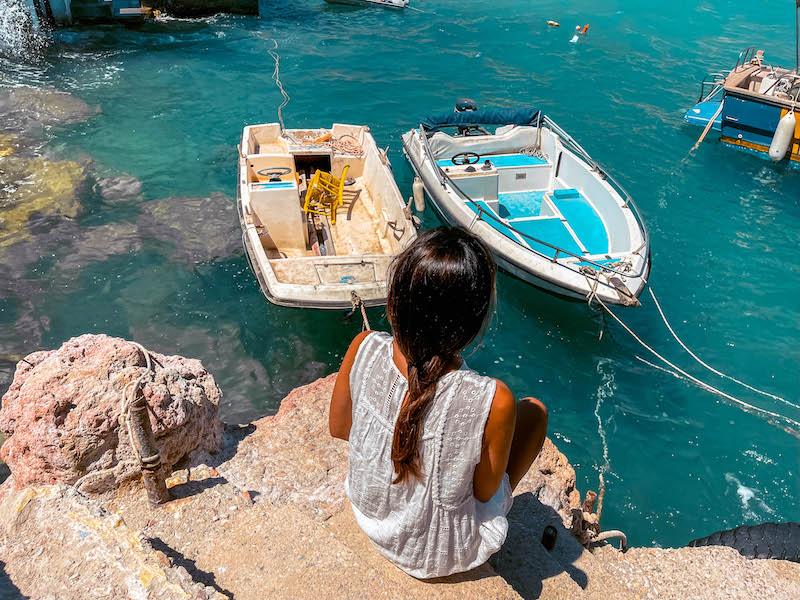 Cosa vedere a Milos Cicladi Grecia Passione Passaporto