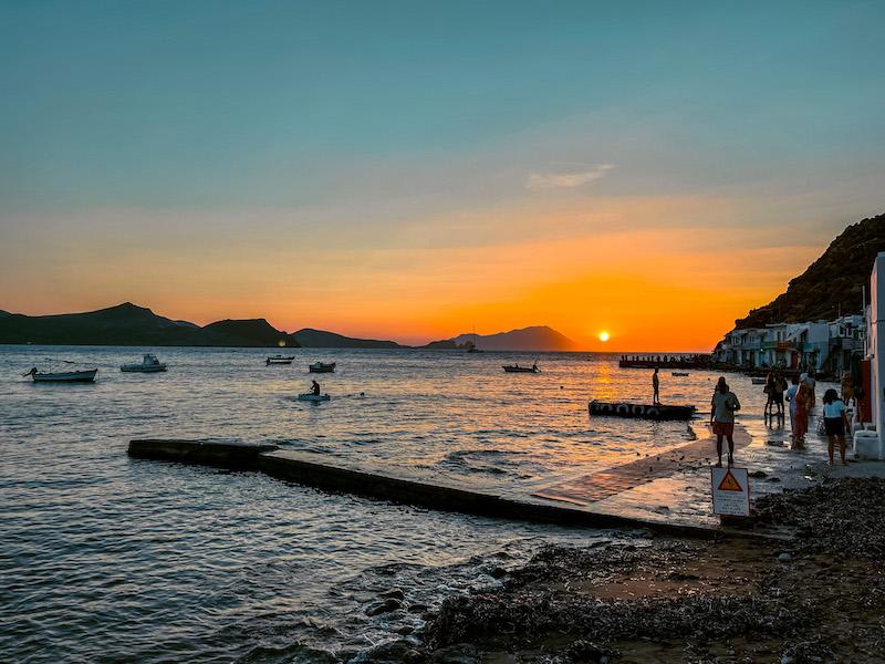 Le più belle spiagge di Milos Grecia Passione Passaporto