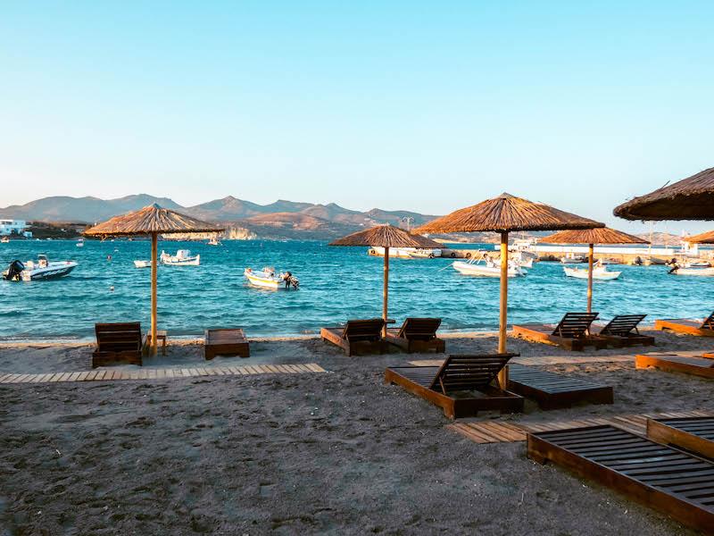 Pollonia Milos cosa vedere a Milos Grecia Passione Passaporto