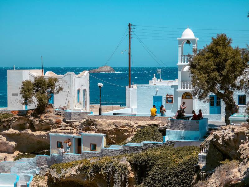 Mandrakia Milos villaggio dei pescatori cosa vedere a Milos Grecia Passione Passaporto