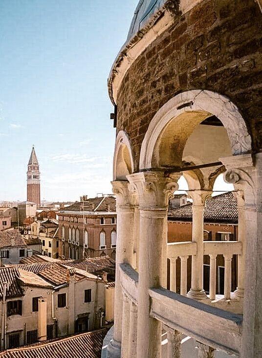 Cosa vedere a Venezia Palazzo Contarini del Bovalo Venezia Italia Passione Passaporto
