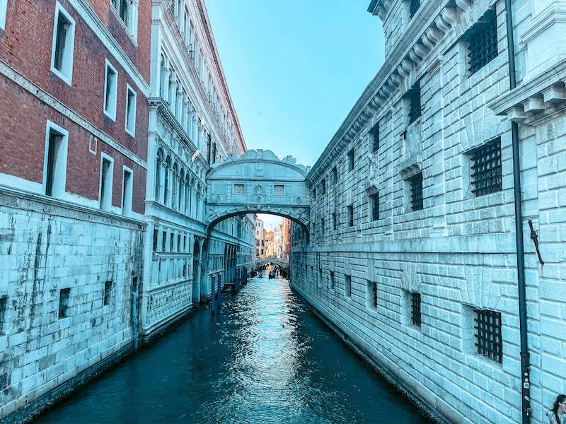 Ponte dei Sospiri Venezia Cosa vedere a Venezia Italia Passione Passaporto