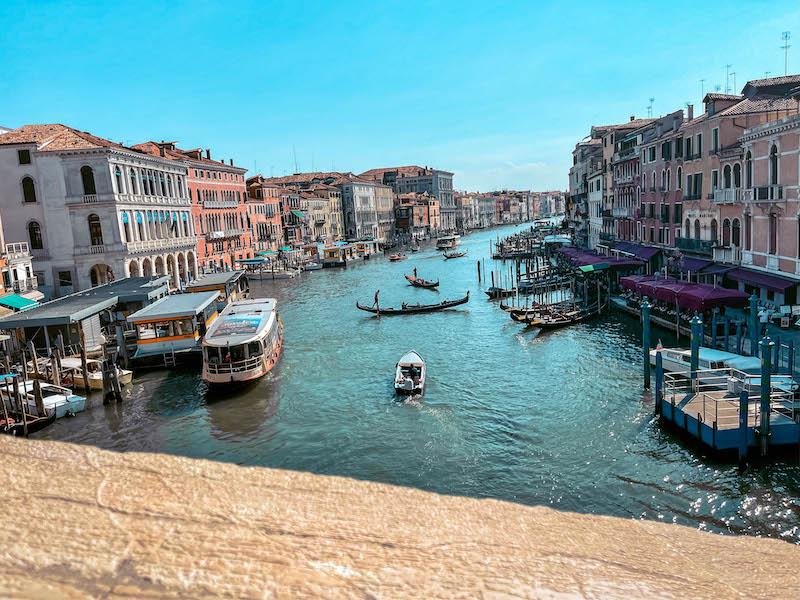 Ponte di Rialto Cosa vedere a Venezia Sestiere San Polo Venezia Italia Passione Passaporto