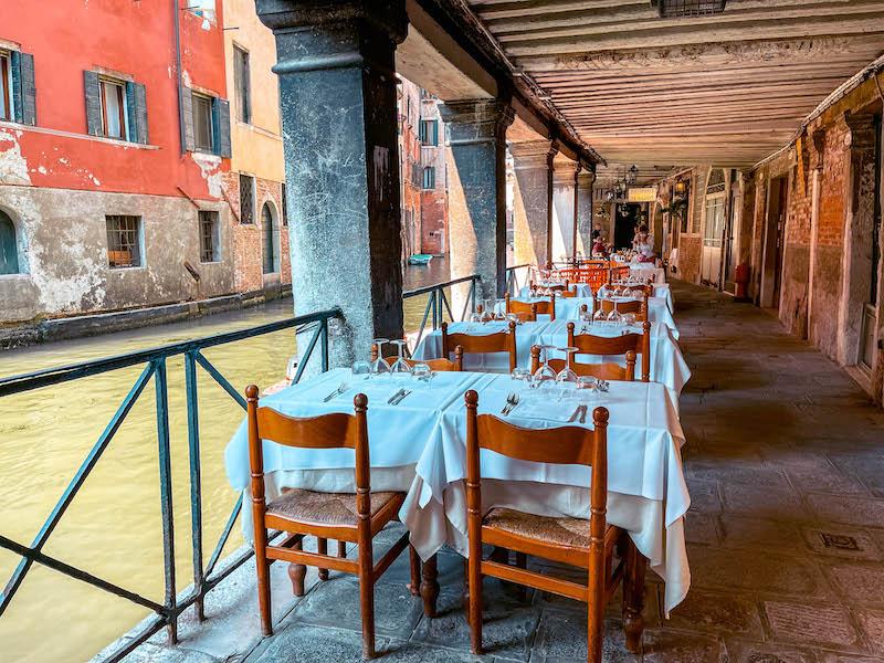 Dove mangiare a Venezia Dove dormire a Venezia Passione Passaporto Italia
