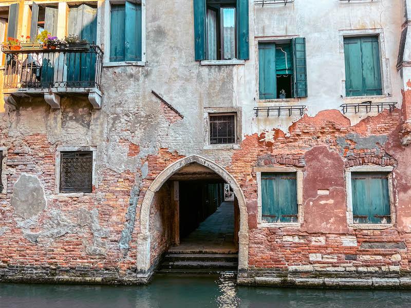 Passeggiata a Cannaregio Cosa vedere a Canneregio Venezia Italia Passione Passaporto