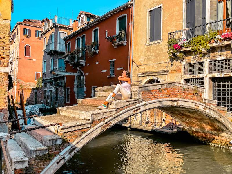 Ponte De Chiodo Cannaregio Venezia ponte senza parapetto Venezia Passione Passaporto Italia