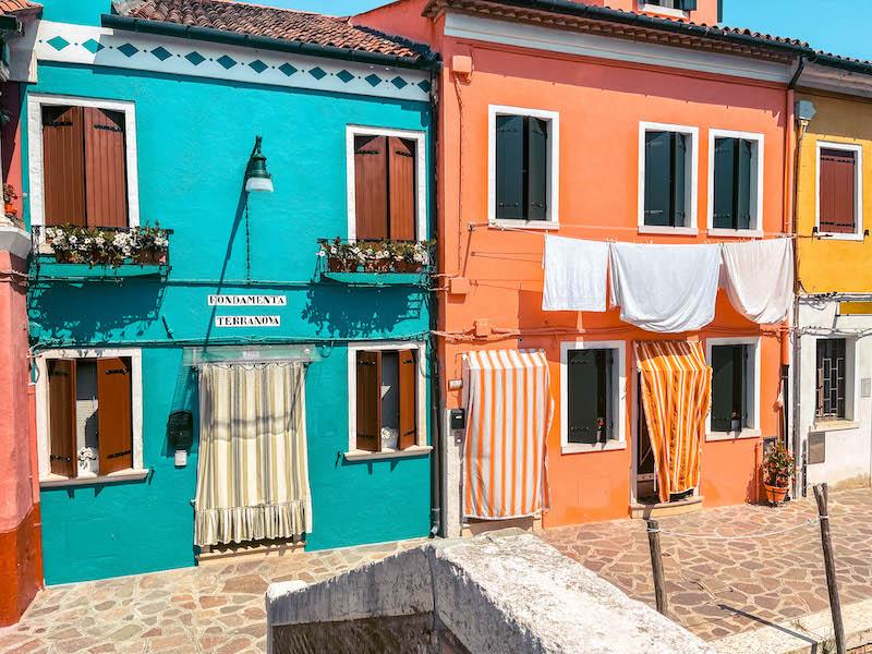 Isola di Burano Cosa vedere a Venezia Italia Passione Passaporto