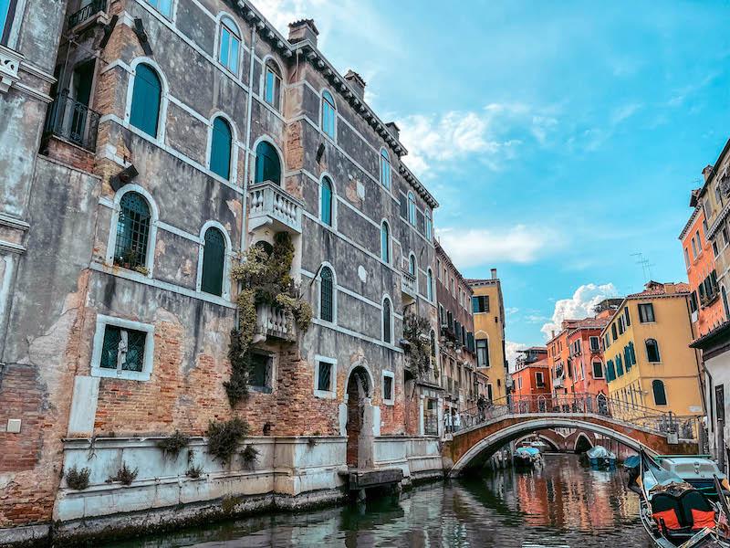 osa vedere a Venezia Weekend a Venezia Italia Passione Passaporto