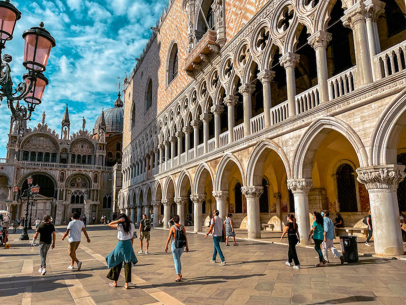 Palazzo Ducale Venezia Cosa vedere a Venezia Piazza San Marco Italia Passione Passaporto