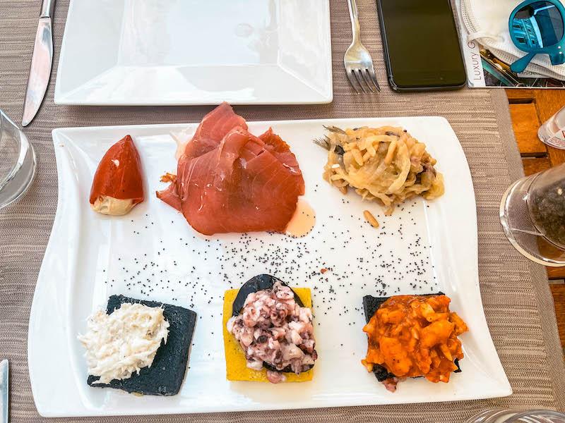 Osteria Bancogiro Dove mangiare a Venezia Rialto Mercato del Pesce Italia Passione Passaporto