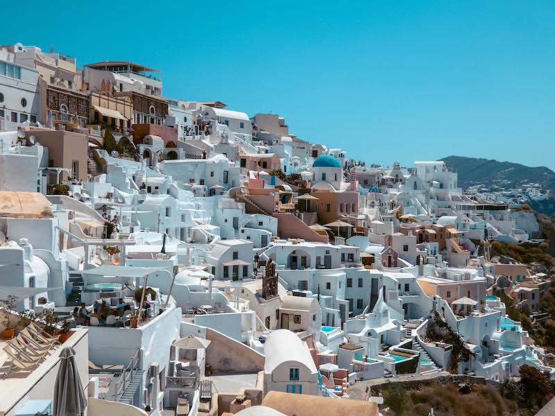 Cosa vedere a Oia Dove dormire a Oia Dove dormire a Santorini Grecia Passione Passaporto