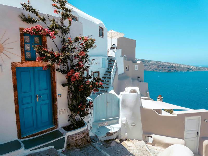 Dove dormire a Oia Dove dormire a Santorini Grecia Passione Passaporto