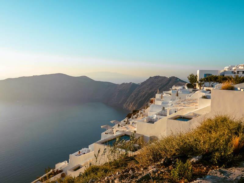 Dove dormire a Santorini dove dormire a Oia Grecia Passione Passaporto