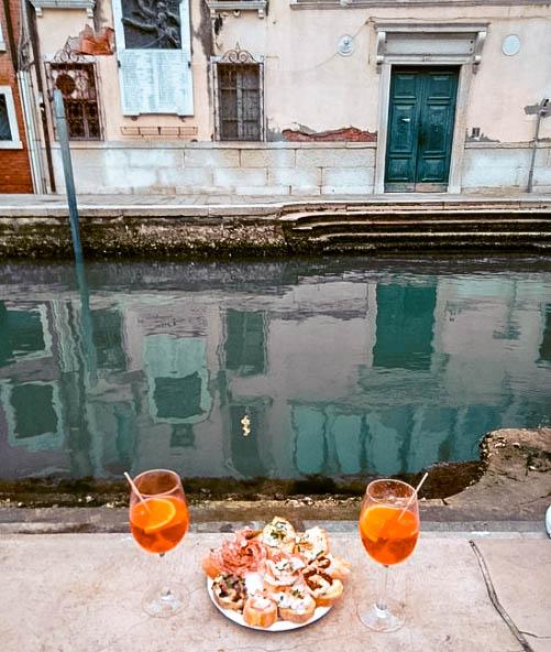 Arcicchetti Bakaro Venezia Italia Dove mangiare a Venezia dove fare aperitivo a Venezia Italia Passione Passaporto