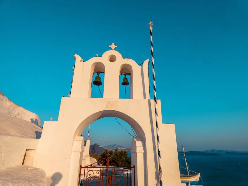 Tramonto Oia Santorini Cosa vedere a Oia Cosa vedere a Santorini Grecia Passione Passaporto
