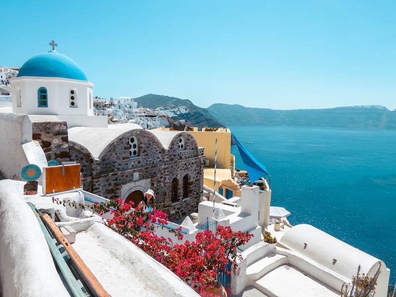 Cosa vedere a Oia Guida Oia Tramonto Oia Tramonto Santorini Grecia Passione Passaporto